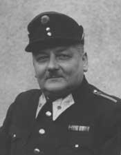 Anton Hermann führte die FF Pernegg von 1928 - 1961, beachtliche 33 Jahre. - hermann