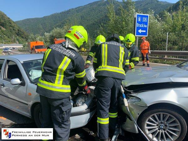 Technischer Einsatz vom 06.09.2021  |  (C) Feuerwehr Pernegg an der Mur (2021)