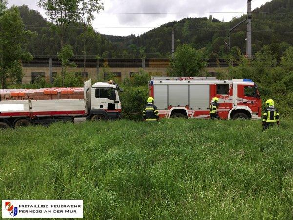 Technischer Einsatz vom 25.05.2021  |  (C) Feuerwehr Pernegg an der Mur (2021)