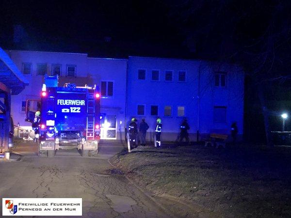 Brandeinsatz vom 15.02.2021  |  (C) Feuerwehr Pernegg an der Mur (2021)